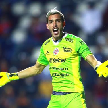 Necaxa apuesta por porteros jóvenes y desconocidos en la Liga MX
