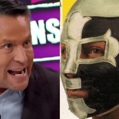 Alfredo Adame llegó a ser luchador profesional con máscara 10/07/2020