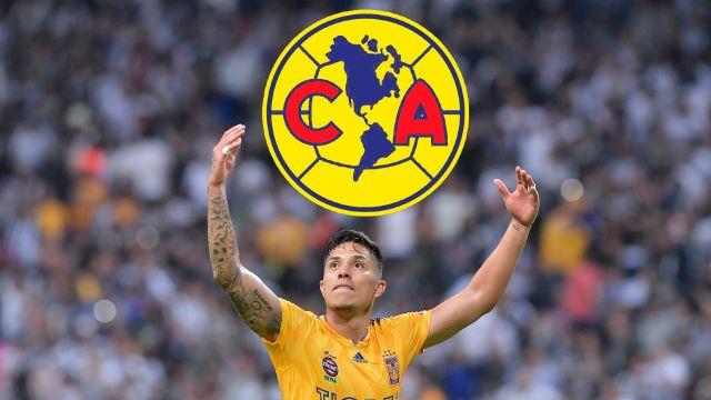 América convencerá a Tigres de fichaje de Carlos Salcedo 21/07/2020