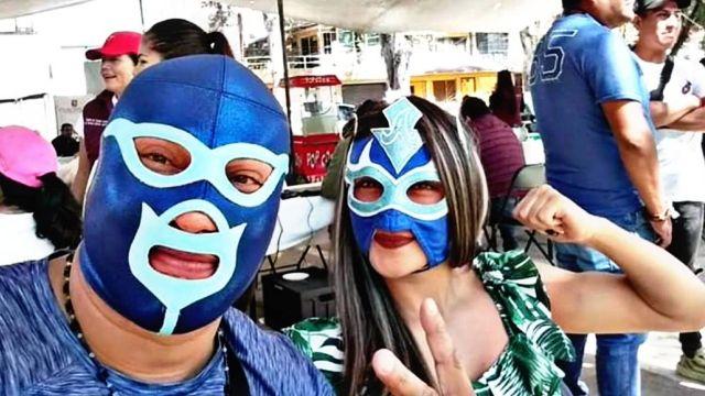 ¿Hay acoso en la lucha libre? Princesa Azul hace señalamientos luego de que Aníbal Jr. le quitara el nombre 10/07/2020