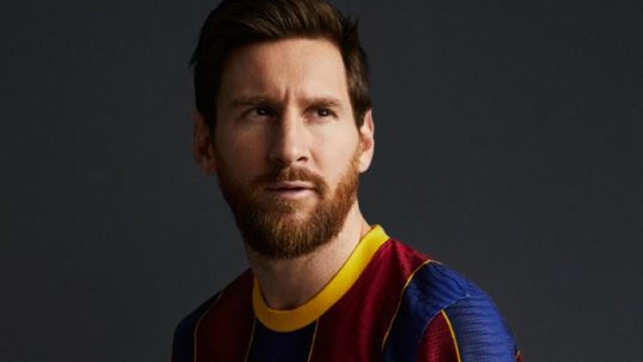 Barcelona presenta su jersey del uniforme para la Temporada 2020-21 de LaLiga 14/07/2020