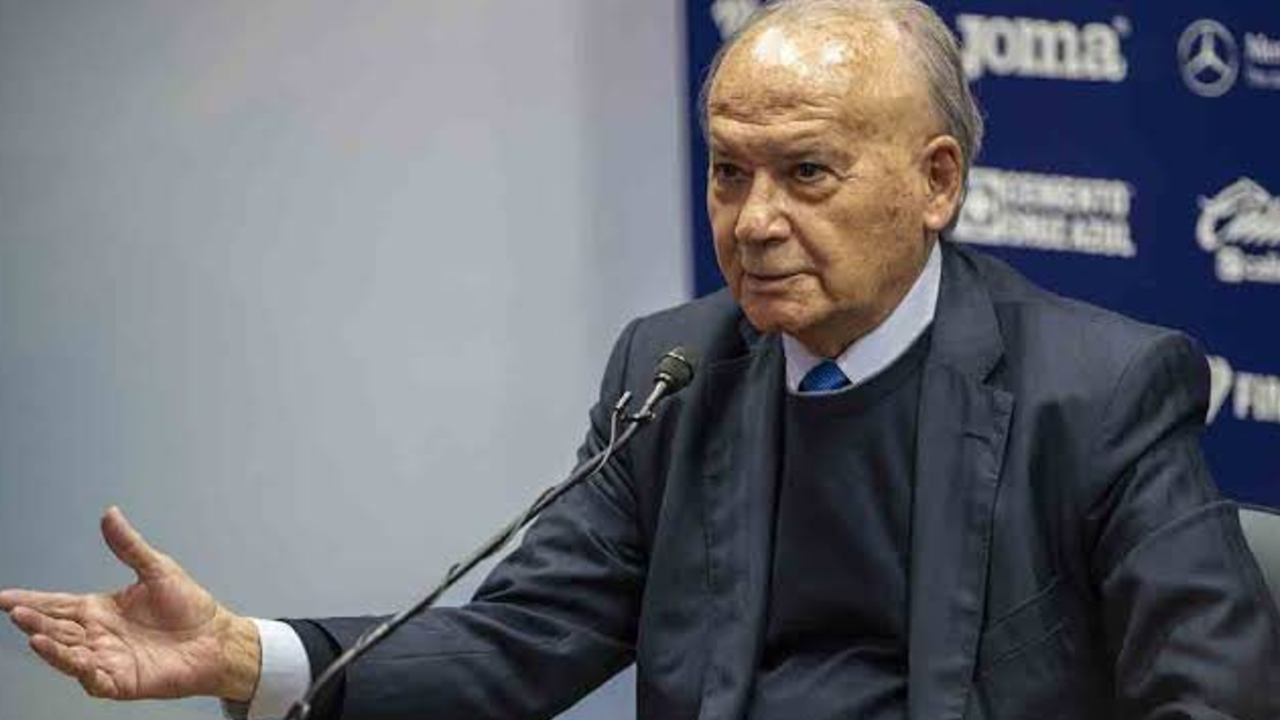 FMF confía en inocencia de Billy Álvarez presidente de Cruz Azul ante investigación 31/07/2020