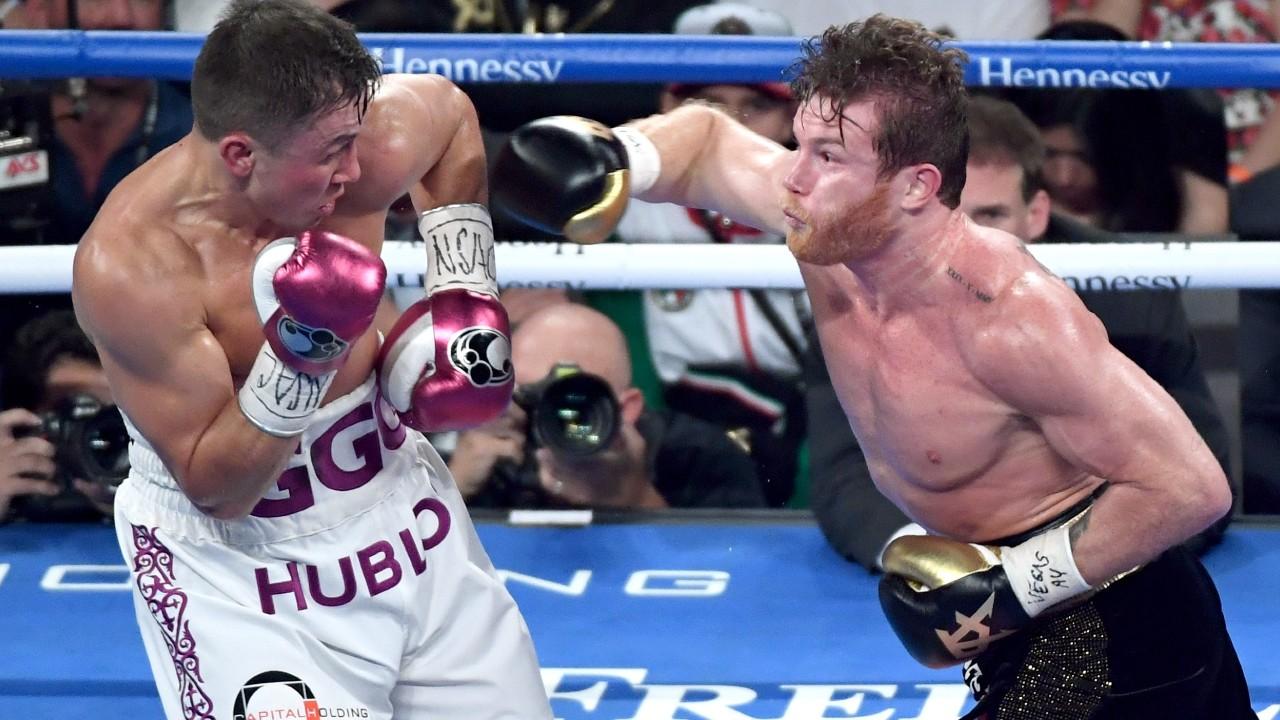 Canelo le quiere arrancar la cabeza a GGG y su pelea de box más aburrida fue contra Mayweather 26/07/2020