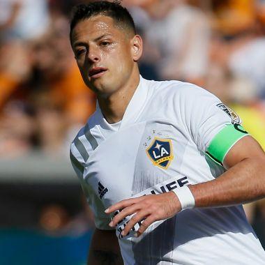 Chicharito Hernández consigue su primer gol en la MLS VIDEO 13/07/2020