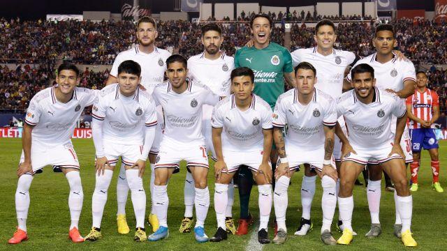 Jugadores de Chivas tienen la oportunidad de no tener participación en la Copa México 01/07/2020