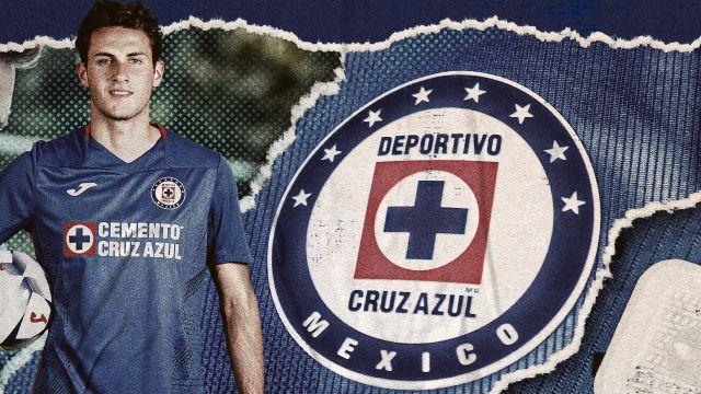 Cruz Azul presenta su playera para el Guardianes 2020 22/07/2020