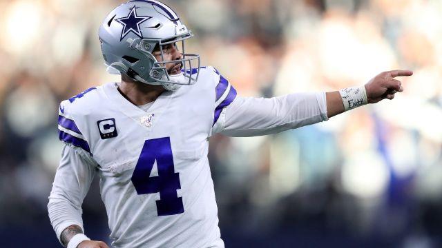 Apuestas ponen a Dak Prescott todavía de los Dallas Cowboys como quarterback de estos equipos 21/07/2020