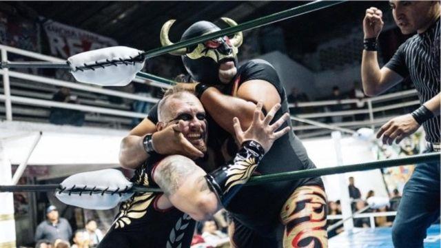 Anuncian la muerte de Golden Bull, luchador mexicano 23/07/2020