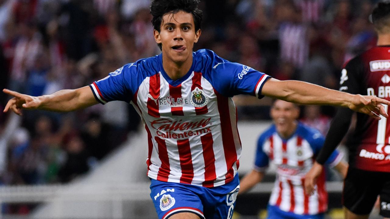 JJ Macías sacrificaría el sueldo que gana en Chivas con tal de llegar a Europa 13/07/2020