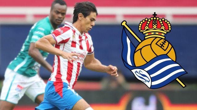 Real Sociedad lanzará una oferta a Chivas por JJ Macías 30/07/2020