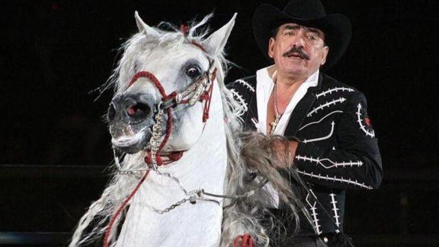 A 5 años de su muerte recordamos uno de los gustos de Joan Sebastian: Los caballos 13/07/2020