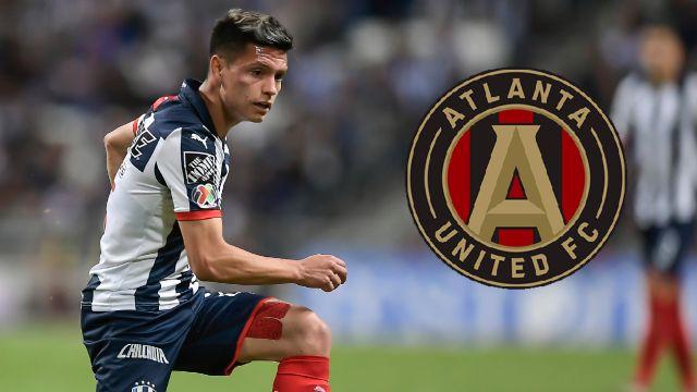 Jonathan González dejaría al Monterrey para cerrar su fichaje con el Atlanta United 26/07/2020