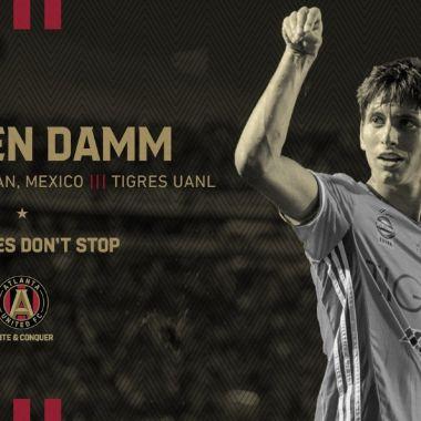Jurgen Damm anuncia fichaje al Atlanta United con TikTok 01/07/2020