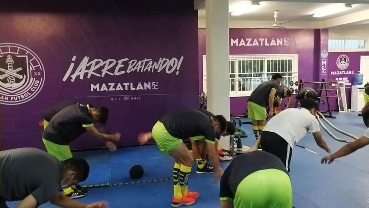 Gobierno Sinaloa le regala espacios públicos al Mazatlán FC 08/07/2020