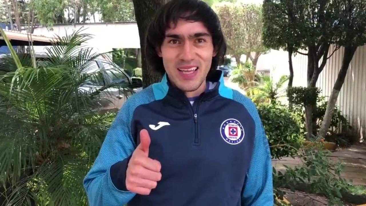Shaggy Martínez metió fuerza para convencer de que se diera su fichaje con Cruz Azul 13/07/2020