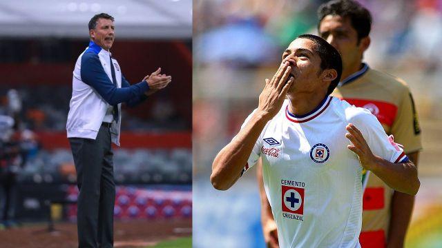 Siboldi salvó a Javier Aquino del retiro en Cruz Azul Hidalgo 16/07/2020