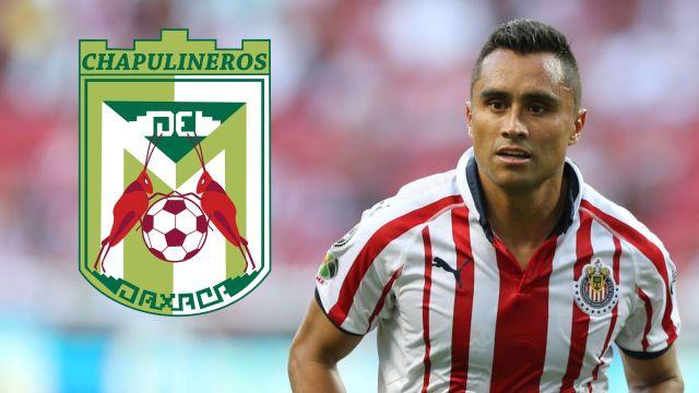Chapulineros de Oaxaca firma a jugador histórico de Chivas para la LBM 23/07/2020