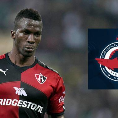 Club Veracruzano de Futbol Tiburón confirma fichaje de colombiano ex Liga MX 12/07/2020