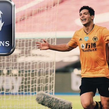 Raúl Jiménez aún puede jugar Champions con el Wolverhampton 27/07/2020
