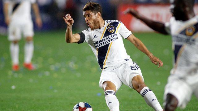 MLS: Jonathan dos Santos no jugará con el Galaxy por lesión 01/07/2020