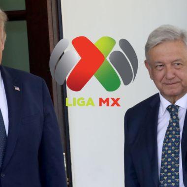 Liga MX acompañará a AMLO en cena con Trump en Casa Blanca 08/07/2020