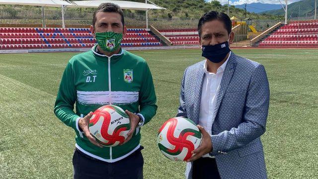 Chapulineros de Oaxaca presenta a su entrenador para la LBM 11/07/2020