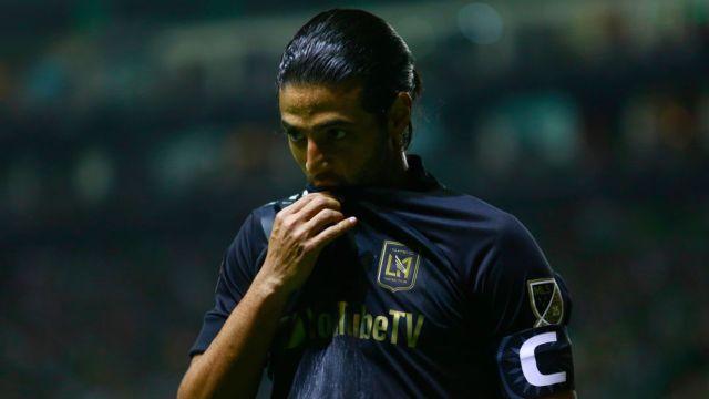 Carlos Vela no jugará con el LAFC en la MLS 01/07/2020