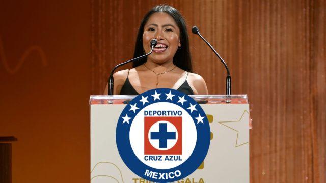 Yalitza Aparicio sentencia: este año es el bueno para Cruz Azul [Video] 22/07/2020