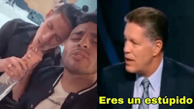 Memes muestran imágenes inéditas de reacción de Ricardo Peláez en Chivas por fiesta de Antuna y Vega