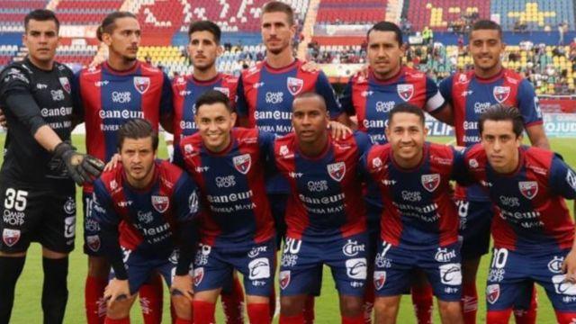 Atlante jugará con puros mexicanos en la Liga de Expansión