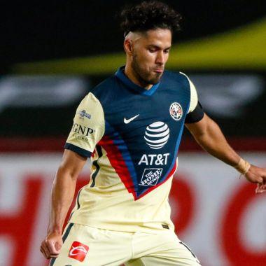América confirma gravedad de la lesión en la rodilla de Bruno Valdez