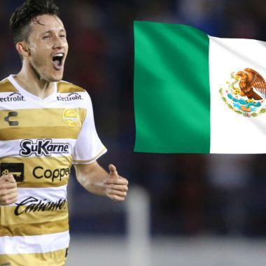 Gustavo Ramírez, Atlético Morelia, decidió volverse mexicano