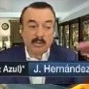 Revelan qué hacía Héctor Huerta durante transmisión en vivo