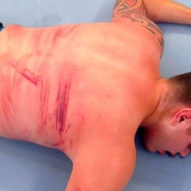 Hijo de Rey Mysterio es atacado salvajemente en WWE [VIDEO]