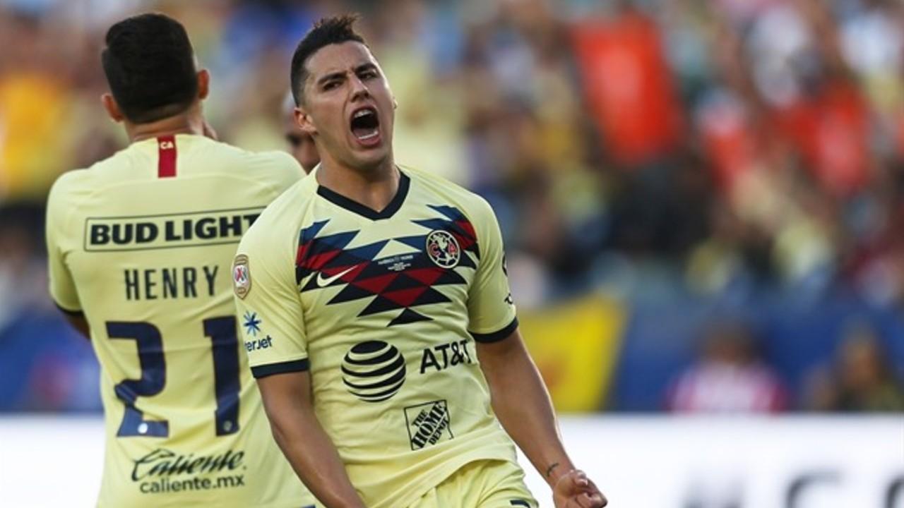 Jorge Sánchez, jugador del América, presenta coronavirus