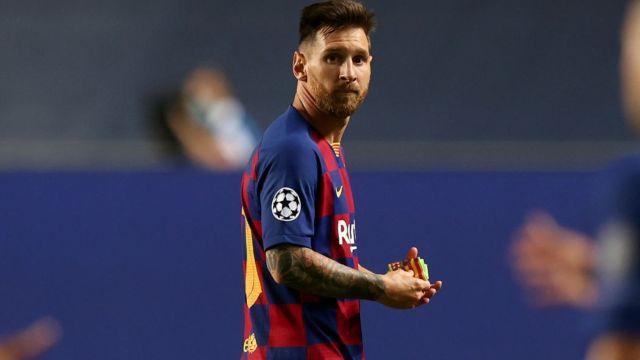 LaLiga no dará de baja a Messi del Barcelona hasta que pague cláusula de rescisión