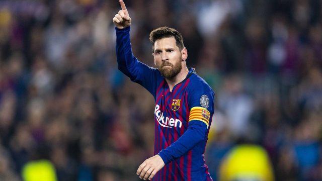 Manchester City quiere a Messi para retirarlo en la MLS