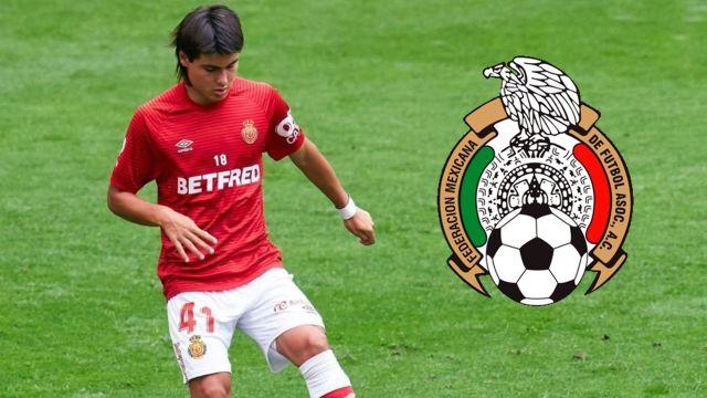 Selección Mexicana insiste en robarse a Luka Romero conocido como El Messi Mexicano