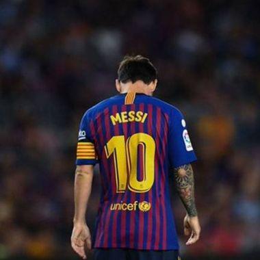 Lionel Messi se hartó y comunica su salida del Barcelona