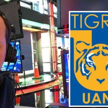 Paco Villa es vetado de las transmisiones de Tigres