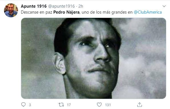 Pedro Nájera América Los Pleyers