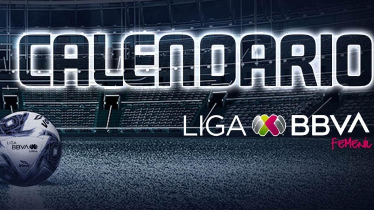 La Liga MX Femenil presentó su calendario para el Torneo Guardianes 2020