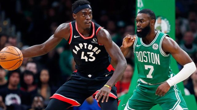 Horario del Raptors vs Celtics de la NBA
