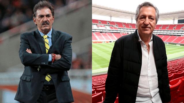 Ricardo La Volpe asegura que Jorge Vergara le puso una trampa para sacarlo de Chivas