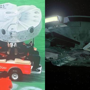 Xolos se vuelve viral tras ingresar al mundo de Star Wars