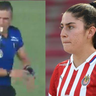 Liga Femenil: árbitro reanuda el partido, pero se le olvida el balón [Video]