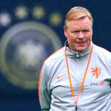 Koeman aterriza en Barcelona y podría ser el nuevo entrenador Culé [Video]