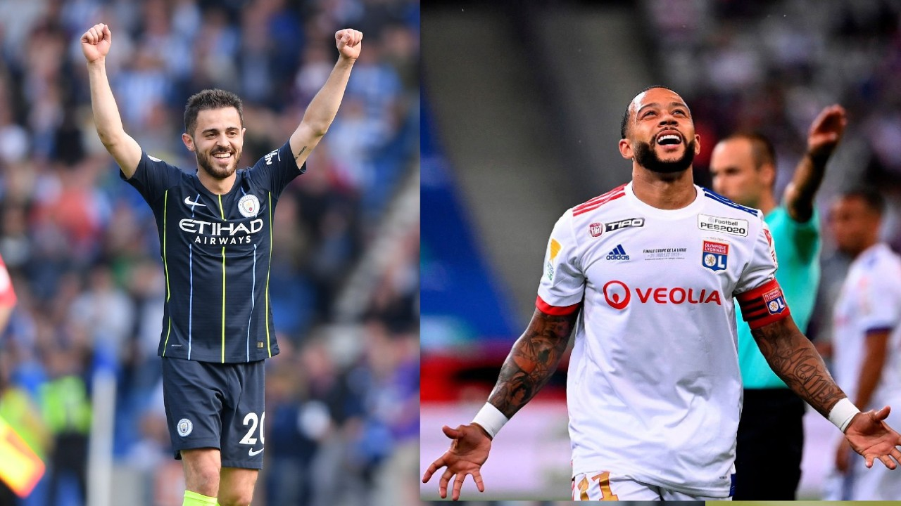 ¿Dónde ver el Manchester City vs Lyon de la Champions League?