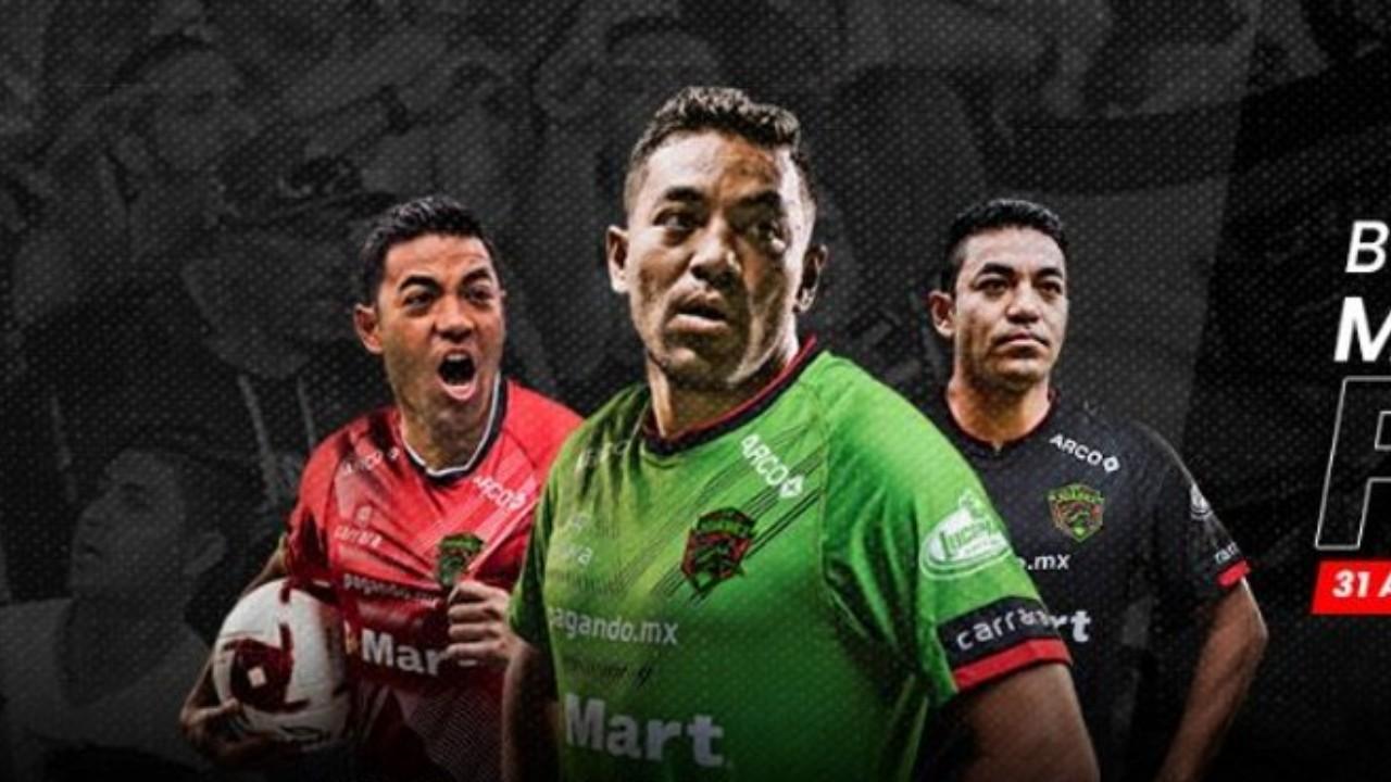 FC Juárez presenta a Marco Fabián como su refuerzo