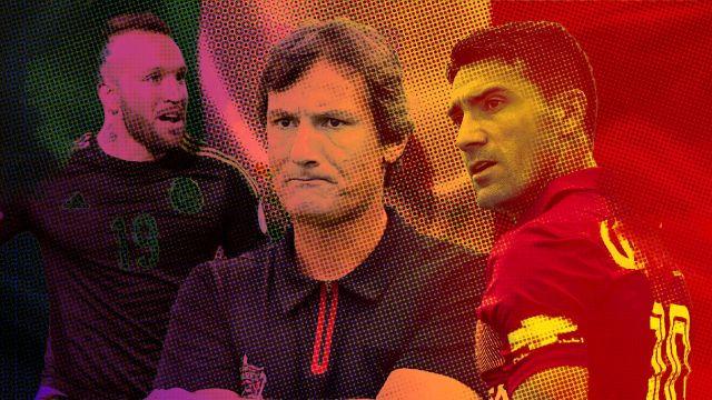 Los futbolistas naturalizados que son orgullosamente mexicanos